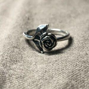 James Avery Rose Ring